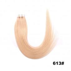 613. Коса на стикери 55 см.