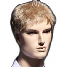 4. Мъжка перука от изкуствена коса
