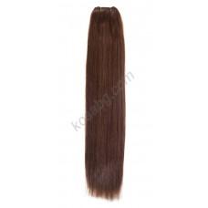N 5: Естествена коса 45, 50 и 55 см. Широчина на тресата - 80 сантиметра.