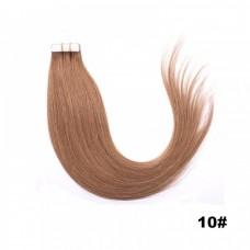10. Коса на стикери 45 см.