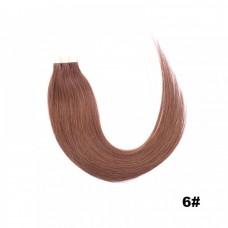 6. Коса на стикери 45 см.