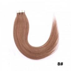 8. Коса на стикери 45 см.